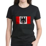 German Canadian Women's Dark T-Shirt