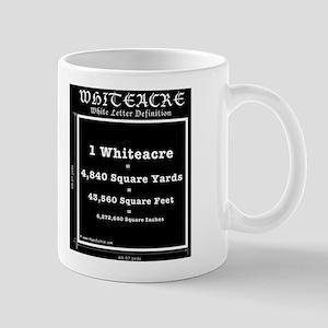 Whiteacre-Blackacre Mug