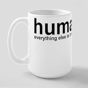 WiseFolly Large Mug