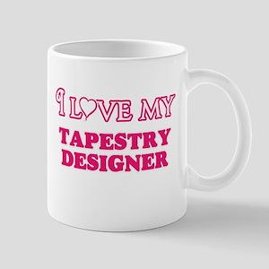 I love my Tapestry Designer Mugs