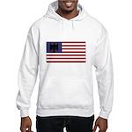 German American Hooded Sweatshirt
