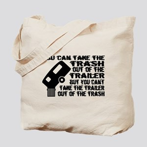 Trailer From Trash Tote Bag