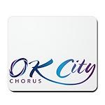 OK City Chorus Mousepad