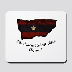 the Central Shall Rise Again Mousepad