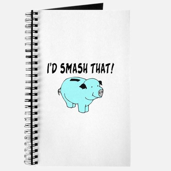I'd Smash That Journal