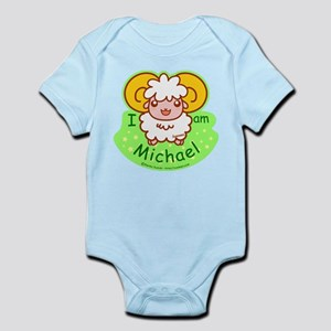 I am Michael Infant Bodysuit