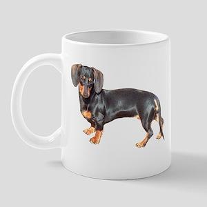 Lily Baby Dachshund Dog Mug