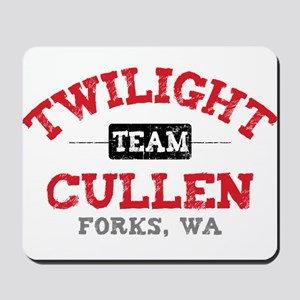 Team Cullen Mousepad