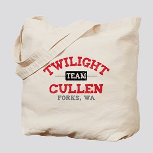 Team Cullen Tote Bag