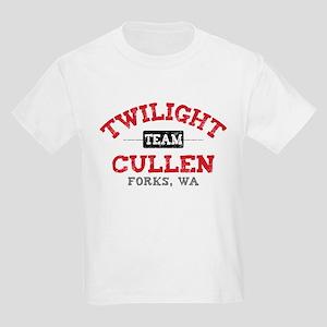 Team Cullen Kids Light T-Shirt