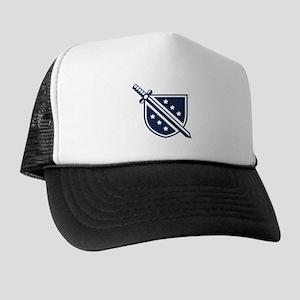 Phi Delta Theta Crest Trucker Hat