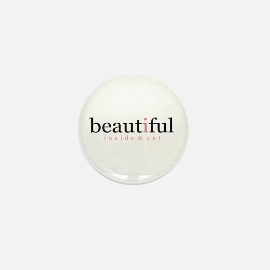 beautiful Mini Button