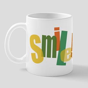 SMILE! Mug