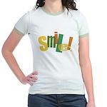 SMILE! Jr. Ringer T-Shirt