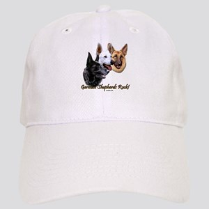 German Shepherds Rock Cap