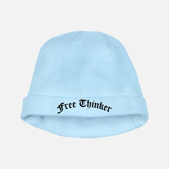Free Thinker (Old Style) baby hat