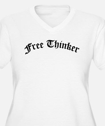 Free Thinker (Old Style) T-Shirt