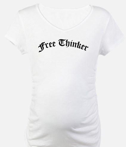 Free Thinker (Old Style) Shirt