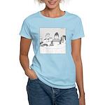 Pie Rats (no text) Women's Light T-Shirt