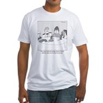 Pie Rats Fitted T-Shirt