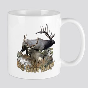 Big game elk and deer Mug