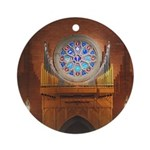 Holy Comforter Ornament (Round)