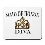 DIVA Maid of Honor Mousepad