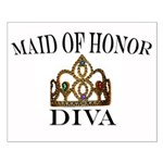 DIVA Maid of Honor Small Poster