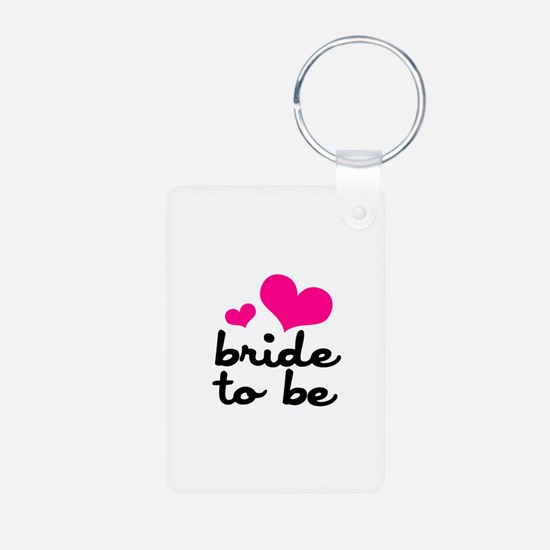 Bride To Be Keychains