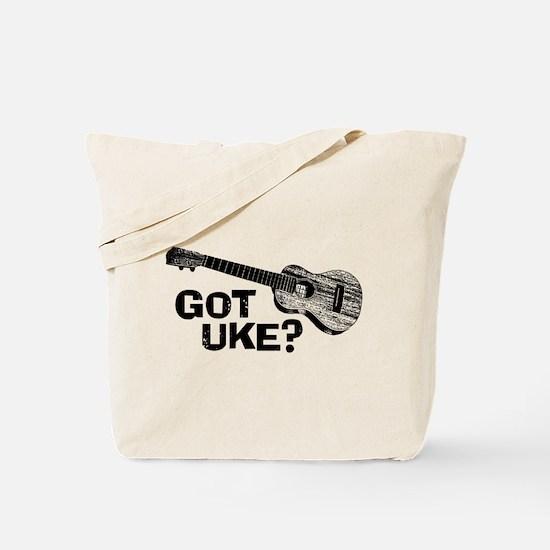 Got Uke? Tote Bag