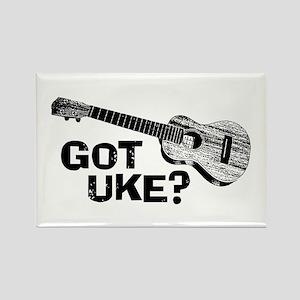 Got Uke? Rectangle Magnet