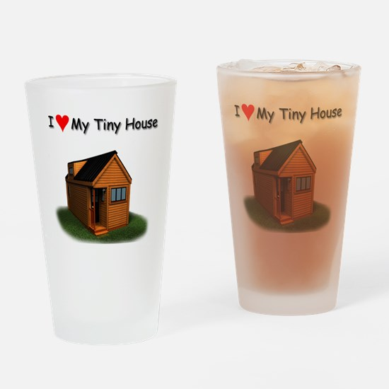 Unique Tiny Drinking Glass