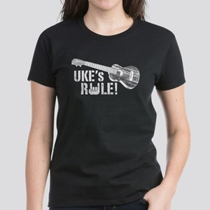 Uke's Rule Women's Dark T-Shirt