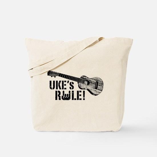 Uke's Rule Tote Bag