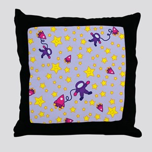 Twinkle, Twinkle Throw Pillow