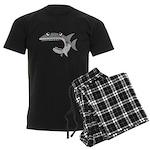 Shark Men's Dark Pajamas
