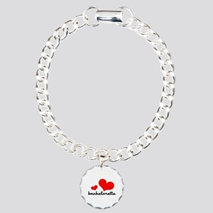 Bachelorette Charm Bracelet, One Charm
