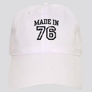 Made in 76 Cap