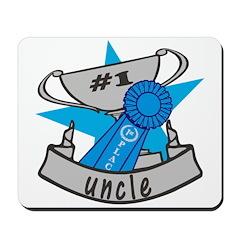 World's Best Uncle Mousepad