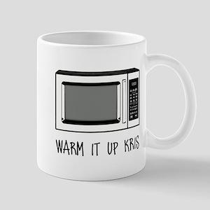 Warm it Up Kris Mug