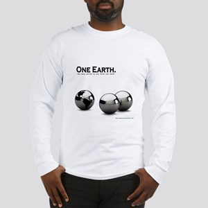 One Earth. Long Sleeve T-Shirt