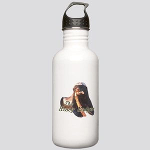 The Honey Badger Stainless Water Bottle 1.0L