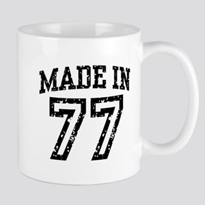 Made in 77 Mug