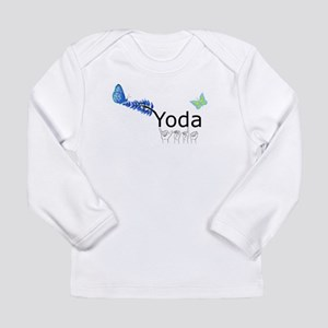 Yoda Fingerspelled Long Sleeve Infant T-Shirt