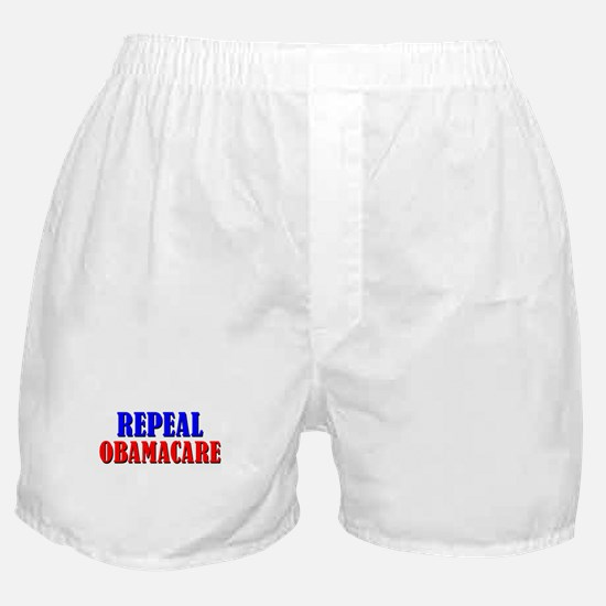 Repeal Obamacare Boxer Shorts