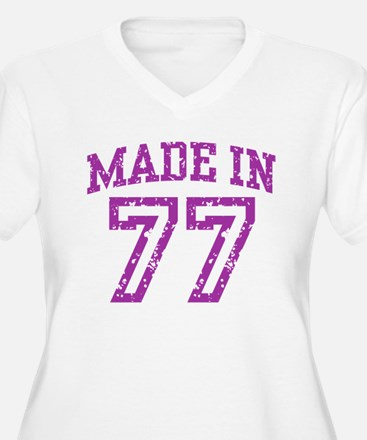 Made in 77 T-Shirt