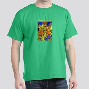 Easter feathers Dark T-Shirt