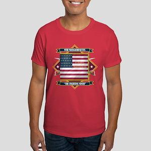 9th Massachusetts Dark T-Shirt