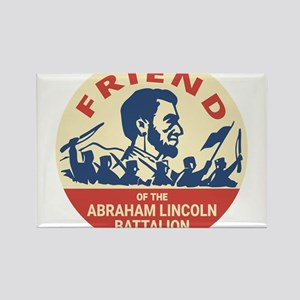 Abraham Lincoln Brigade - Socialism Commun Magnets