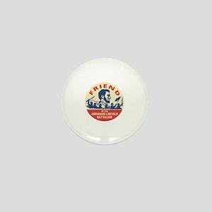 Abraham Lincoln Brigade - Socialism Co Mini Button